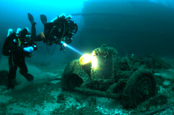 Preserved Body of Diver Who Disappeared in 1999 Found Near ...