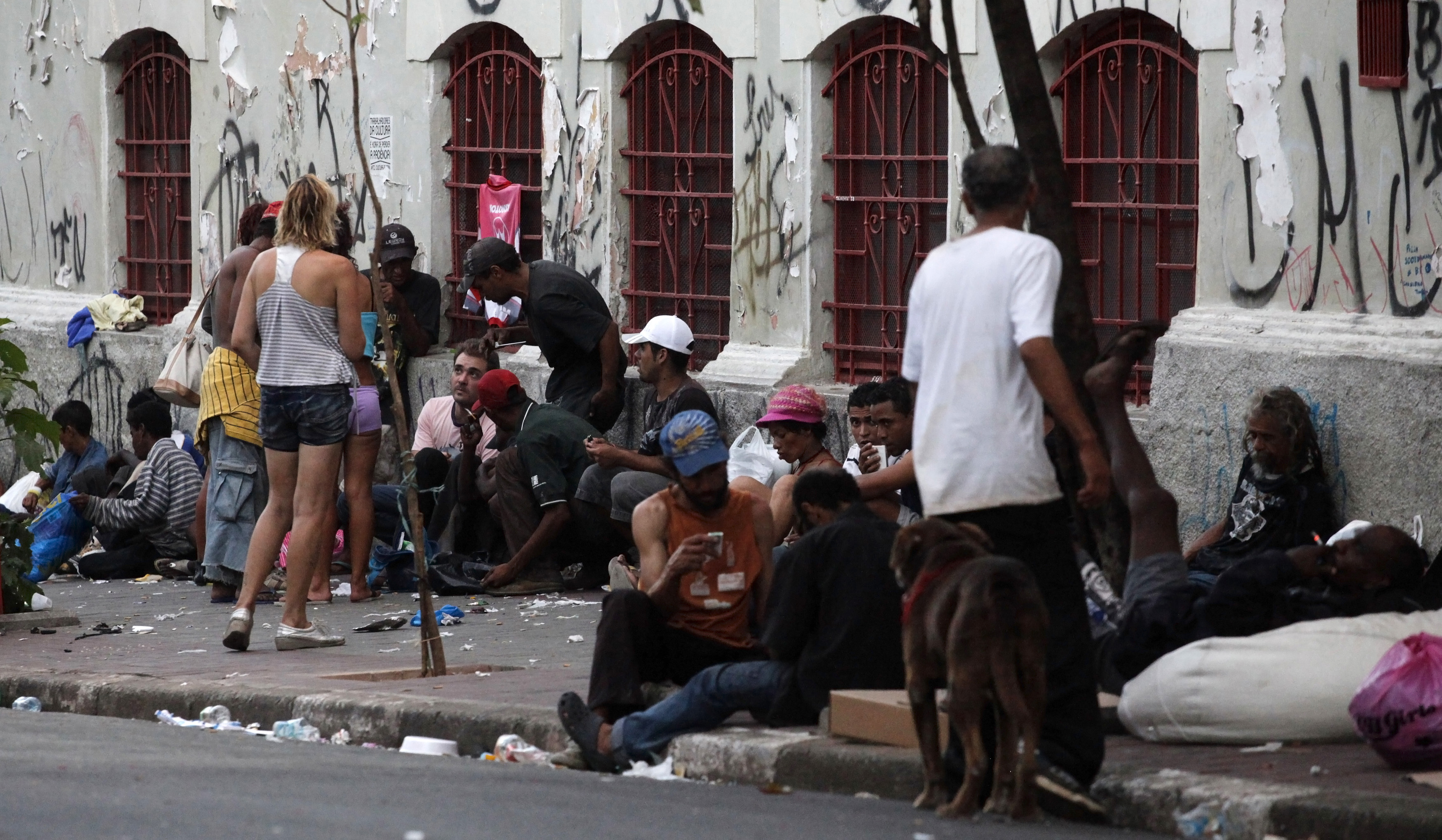 New Trans Am >> Sao Paolo, Brazil, to Force Addicts Into Treatment