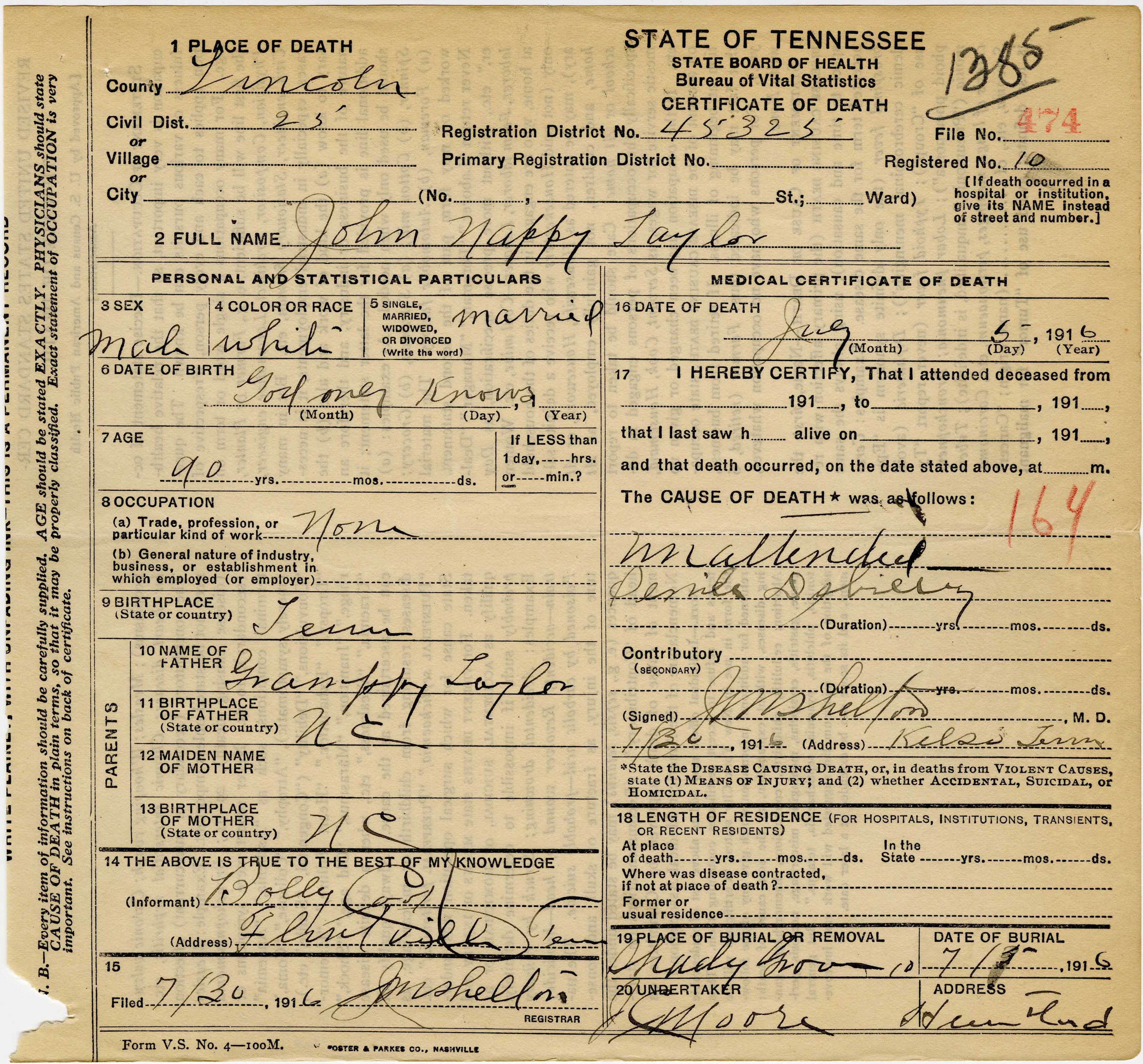 Half of nyc resident physicians record wrong causes of death for German death certificate template