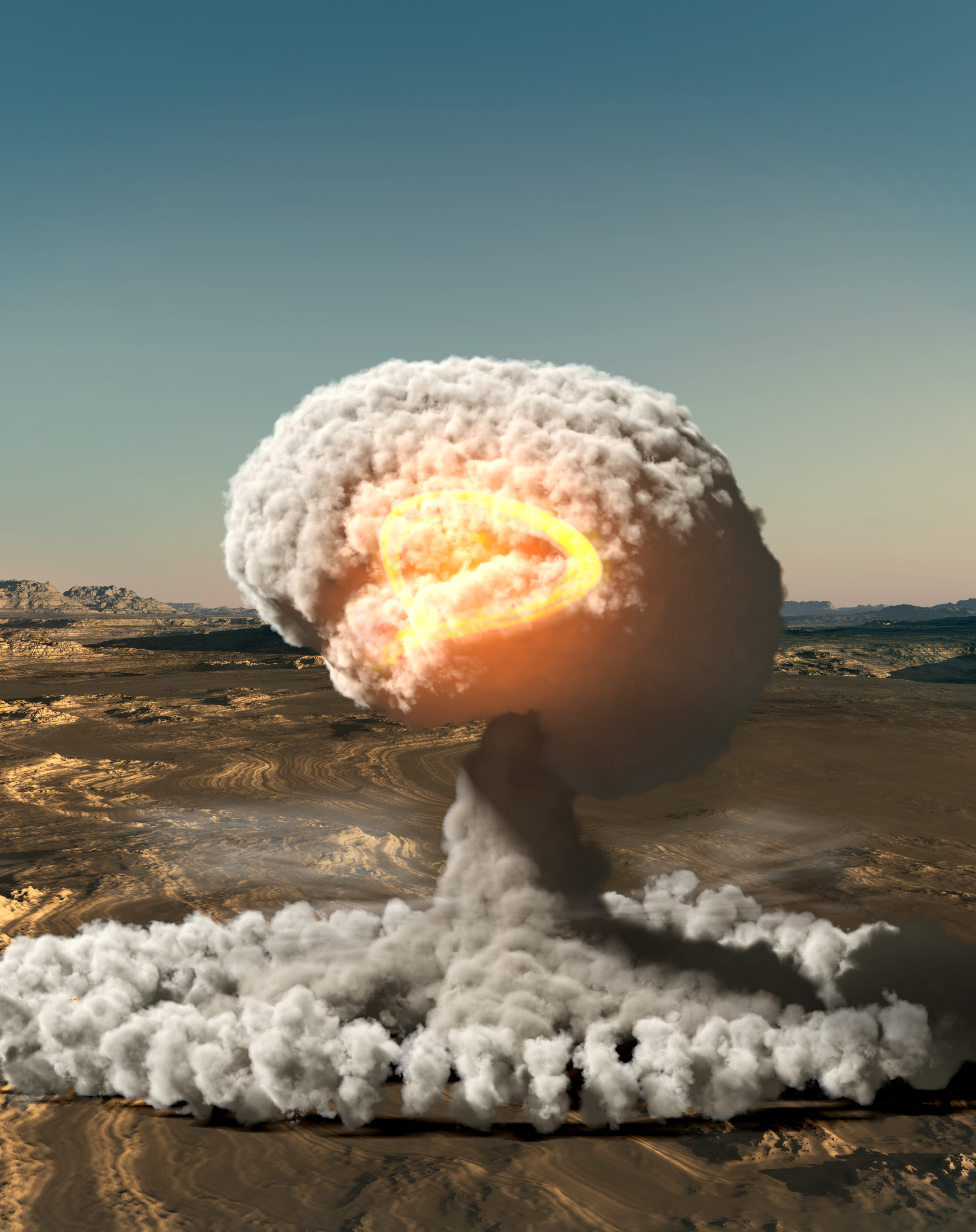 Atomic Bomb Residue Confirms Adults Make New Brain Cells