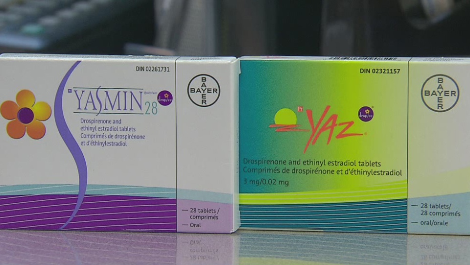 Best Diet Pills >> Yaz And Yasmin Birth Control Pills Linked To 23 Deaths From Blood Clots [VIDEO]