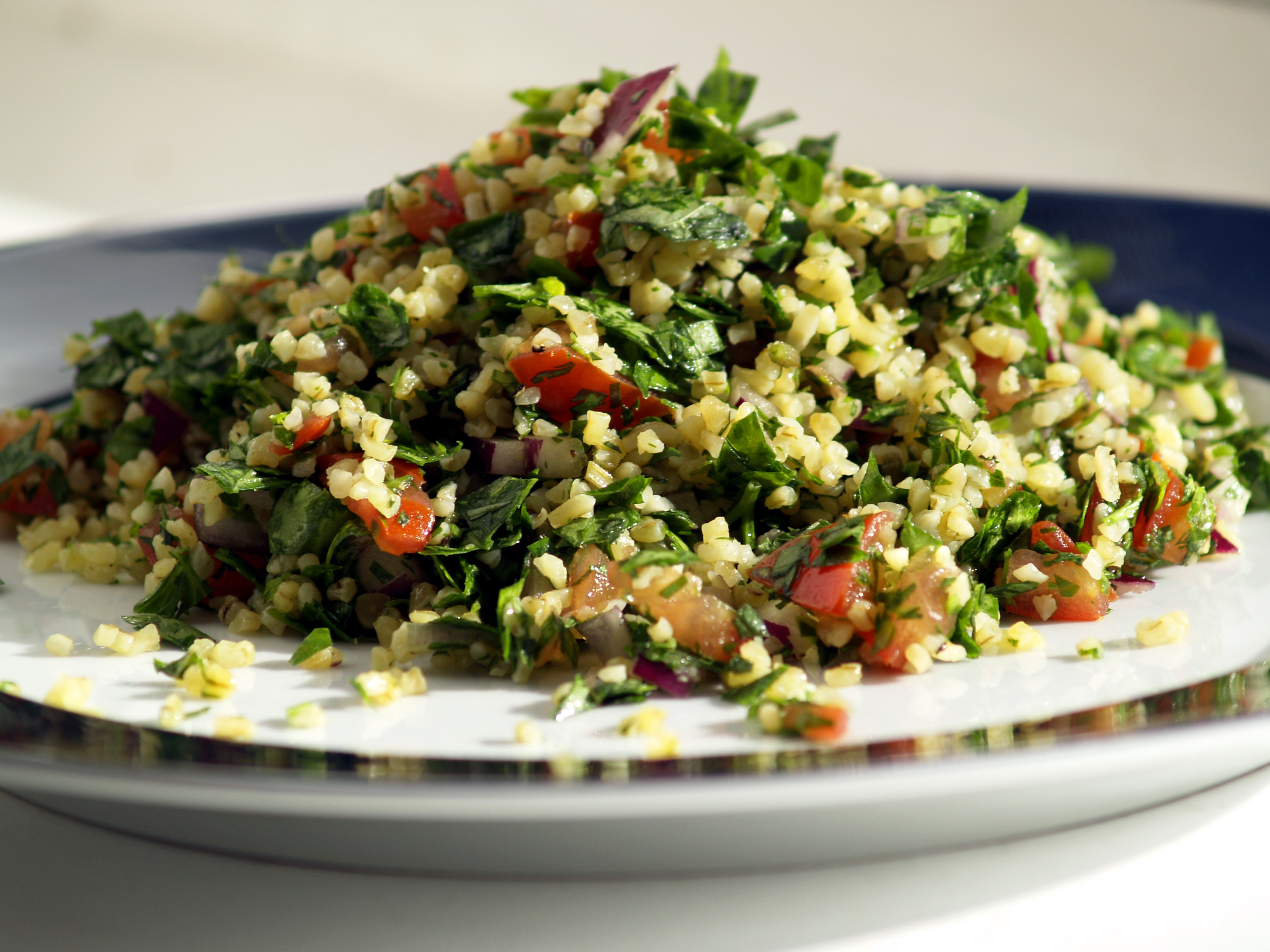 Benefits Of Bulgur And 3 Salad Recipes Made With The Healthy Wheat