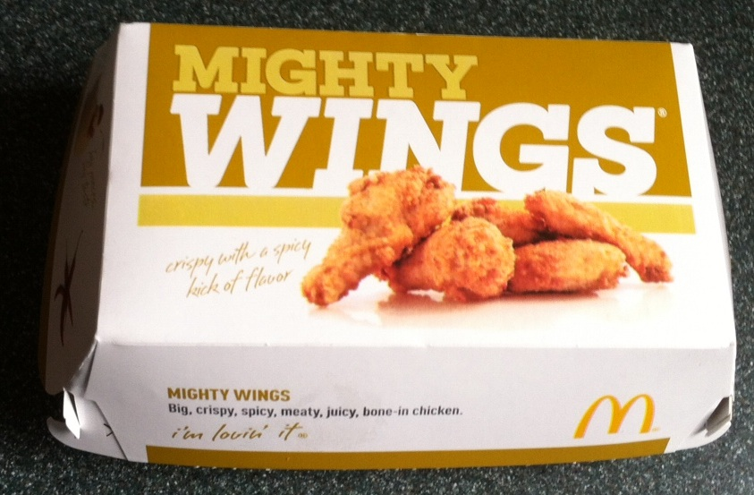 McDonald's 'Mighty Wings': Fast Food Chain To Offer ...