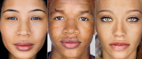 Race In America Photo Project Highlights Multiracial