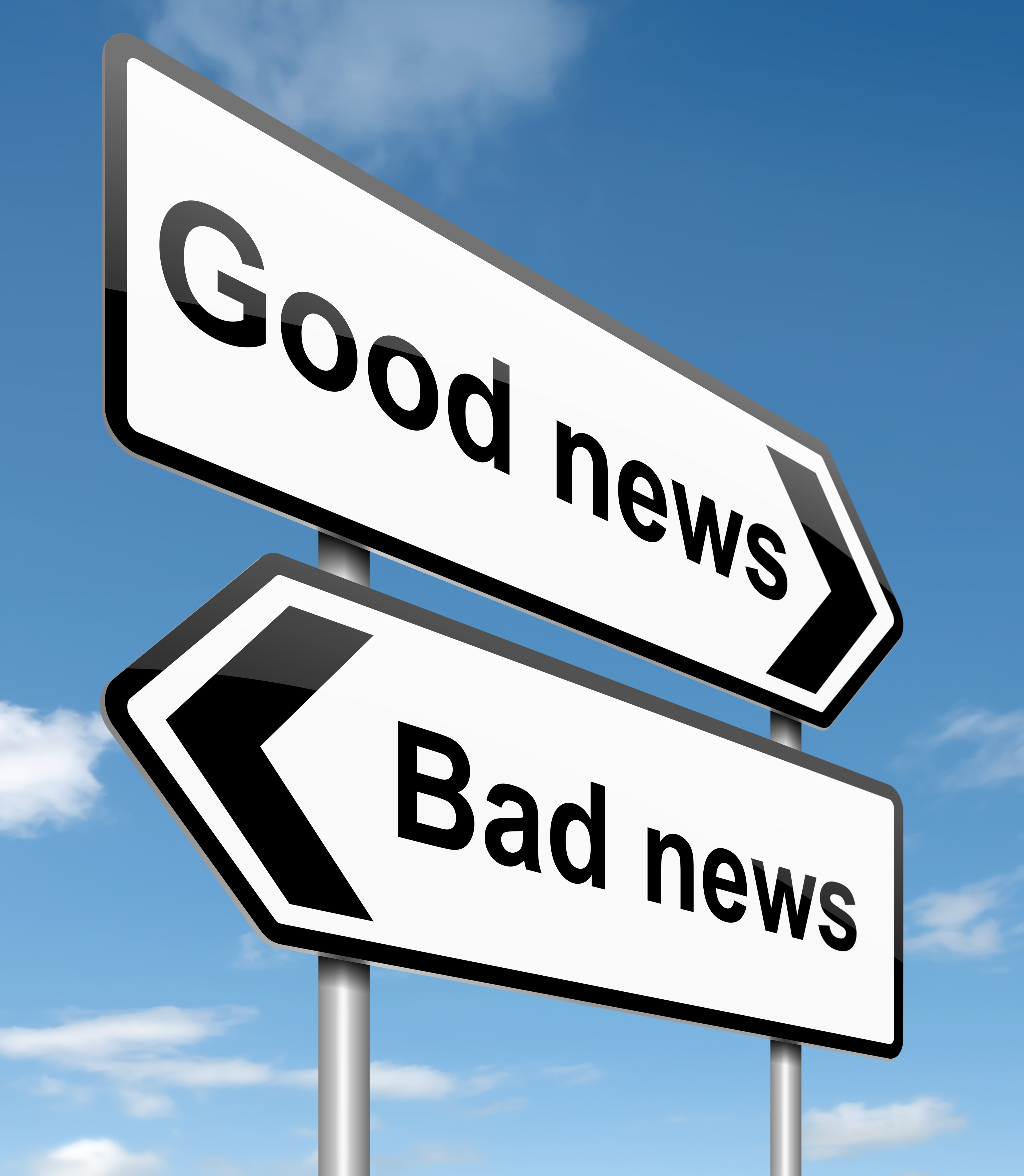 Good News Or Bad News First? Depends On The Reaction You Want