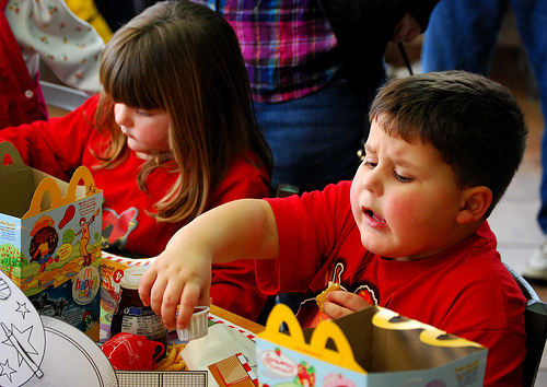 Kids In Fast Food-Heavy Areas More Often Obese: Who's To ...
