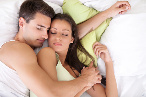 What Sleep Positions Can Reveal About Relationships Happy