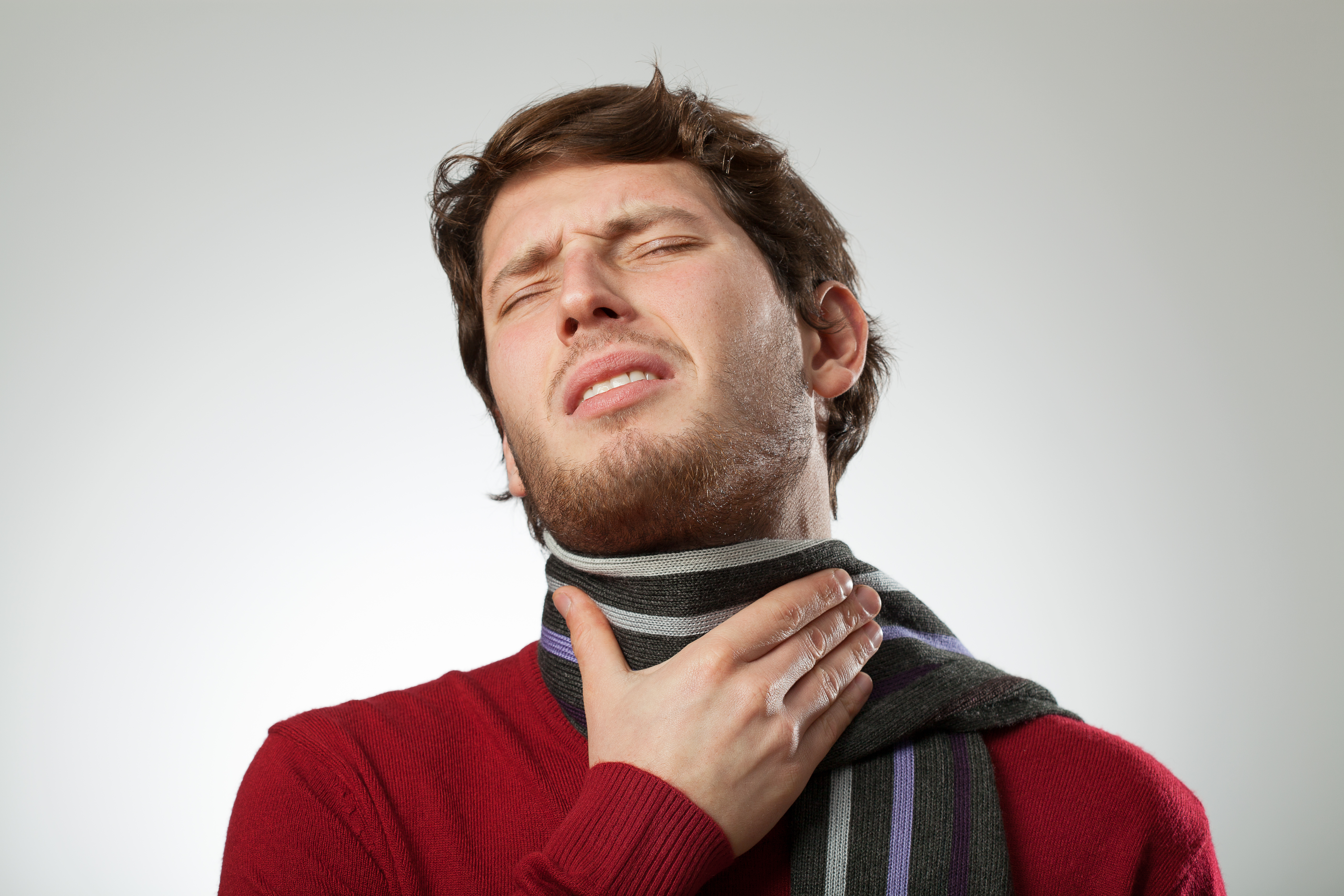 treating your sore throat without medication: how home remedies can