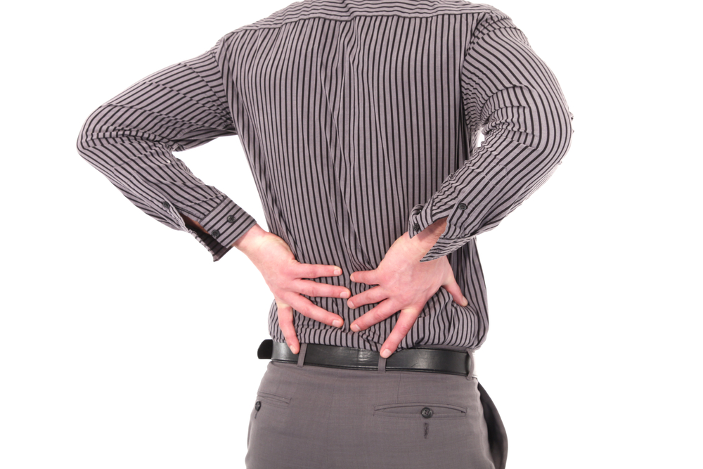 Stop Slouching: Poor Posture Can Create Abnormal Spine Alignment And Drain Your Body Of Energy