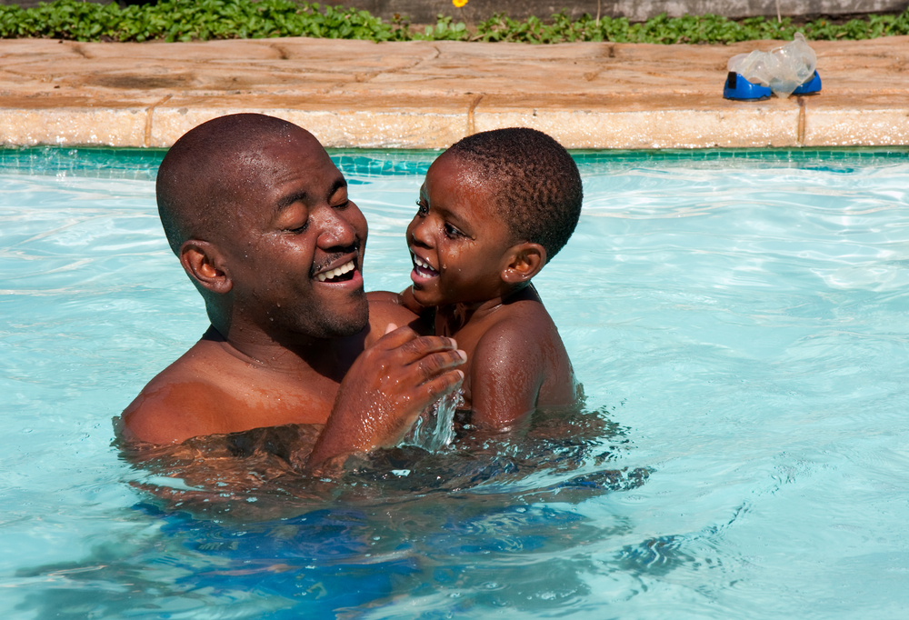 black children at higher risk of drowning  learning to