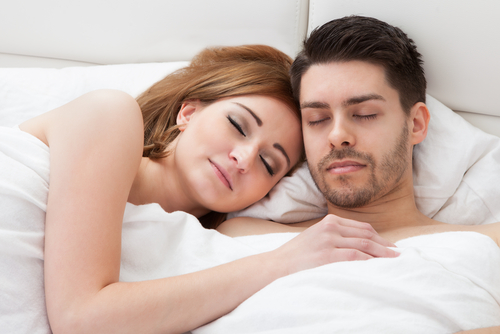 Sleeping Naked Helps Couples Have Healthy Relationships With More Intimacy-7925