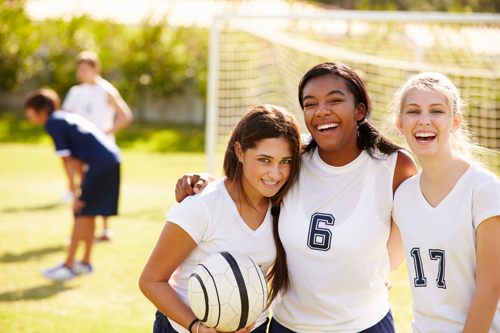 School Sports May Be A Good Preventive Treatment For