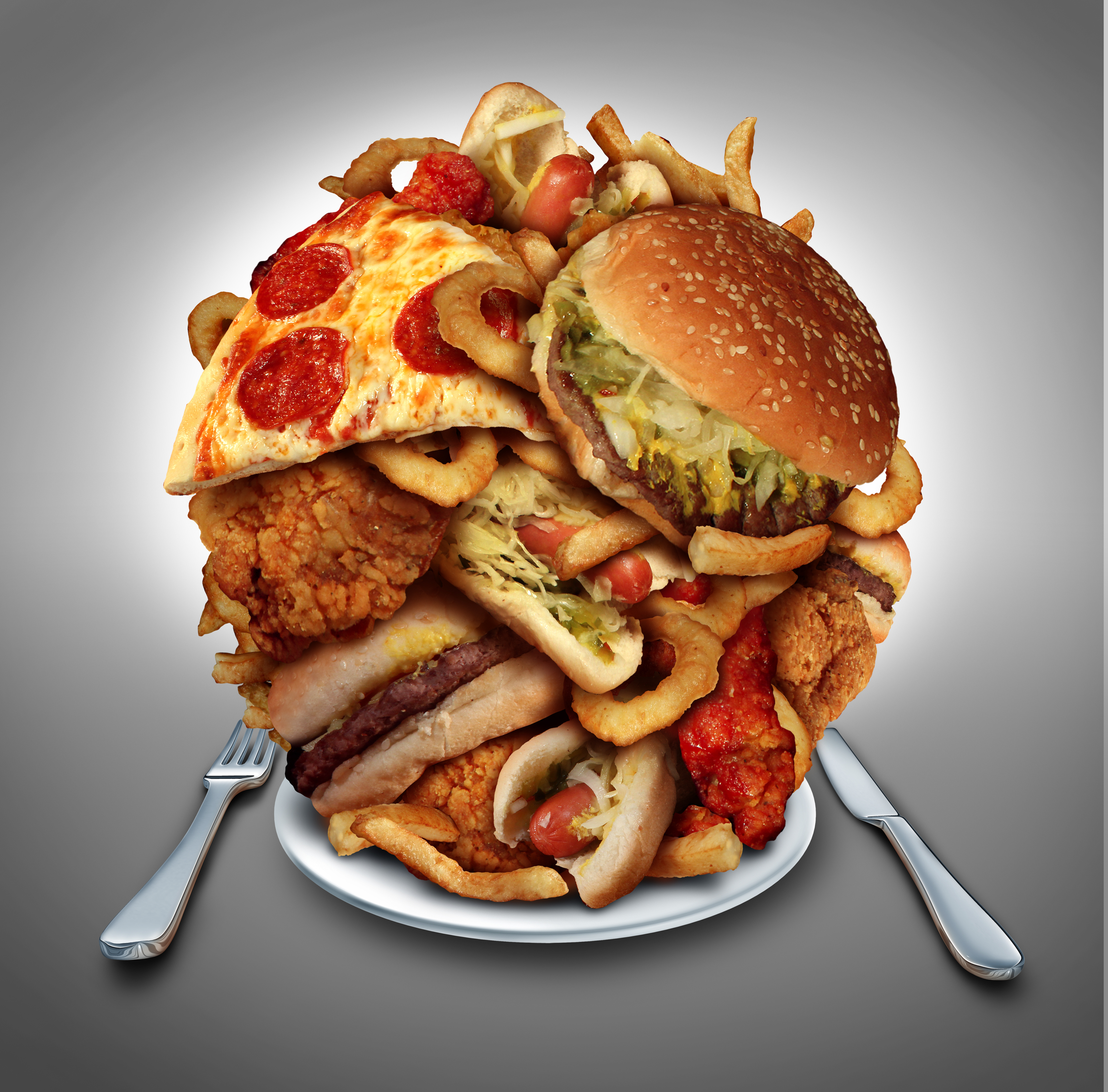 Calorie Count Reaches New Highs With 'Fattest' Fast Food