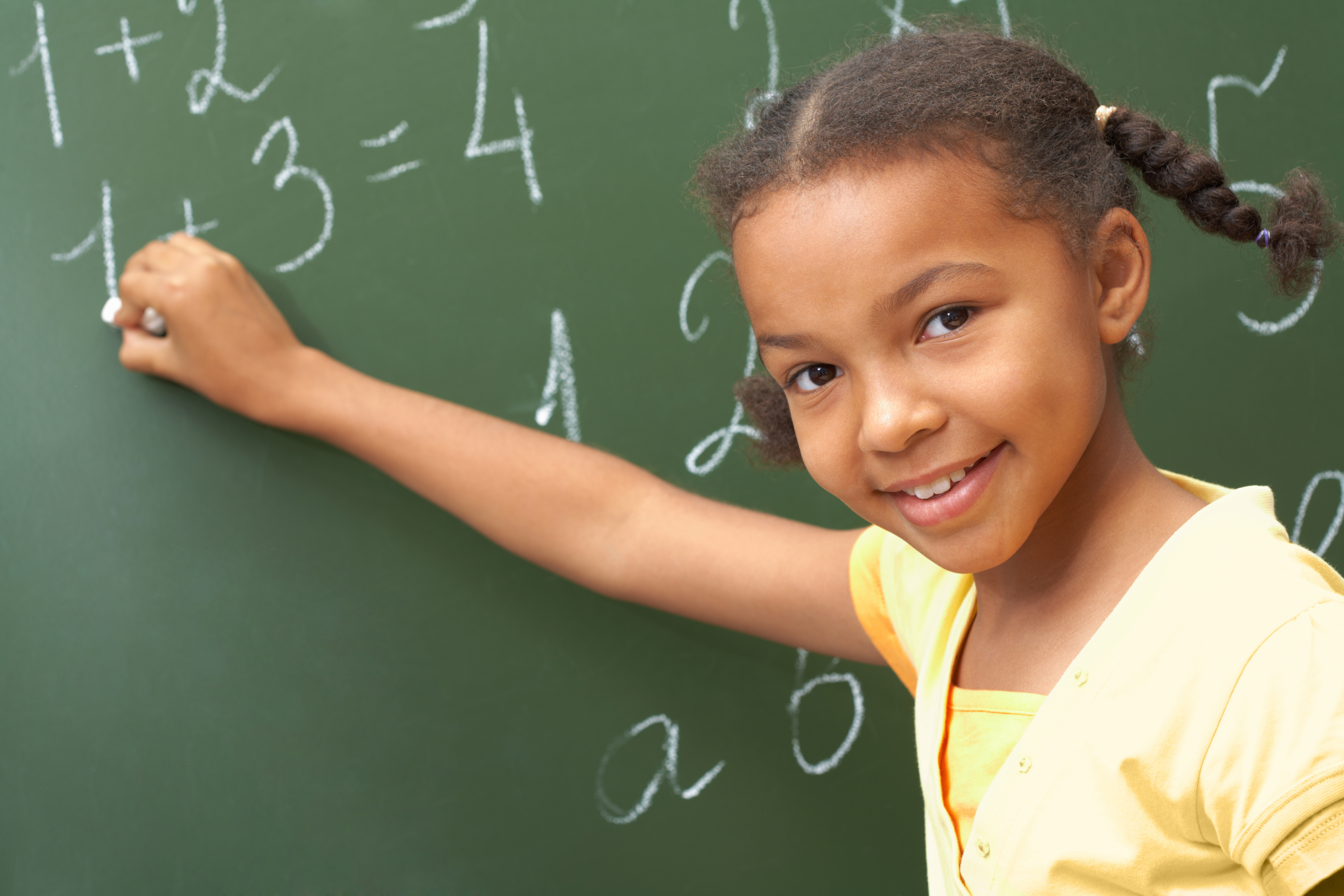 Math Skills In Childhood Can Permanently Affect Brain Formation ...