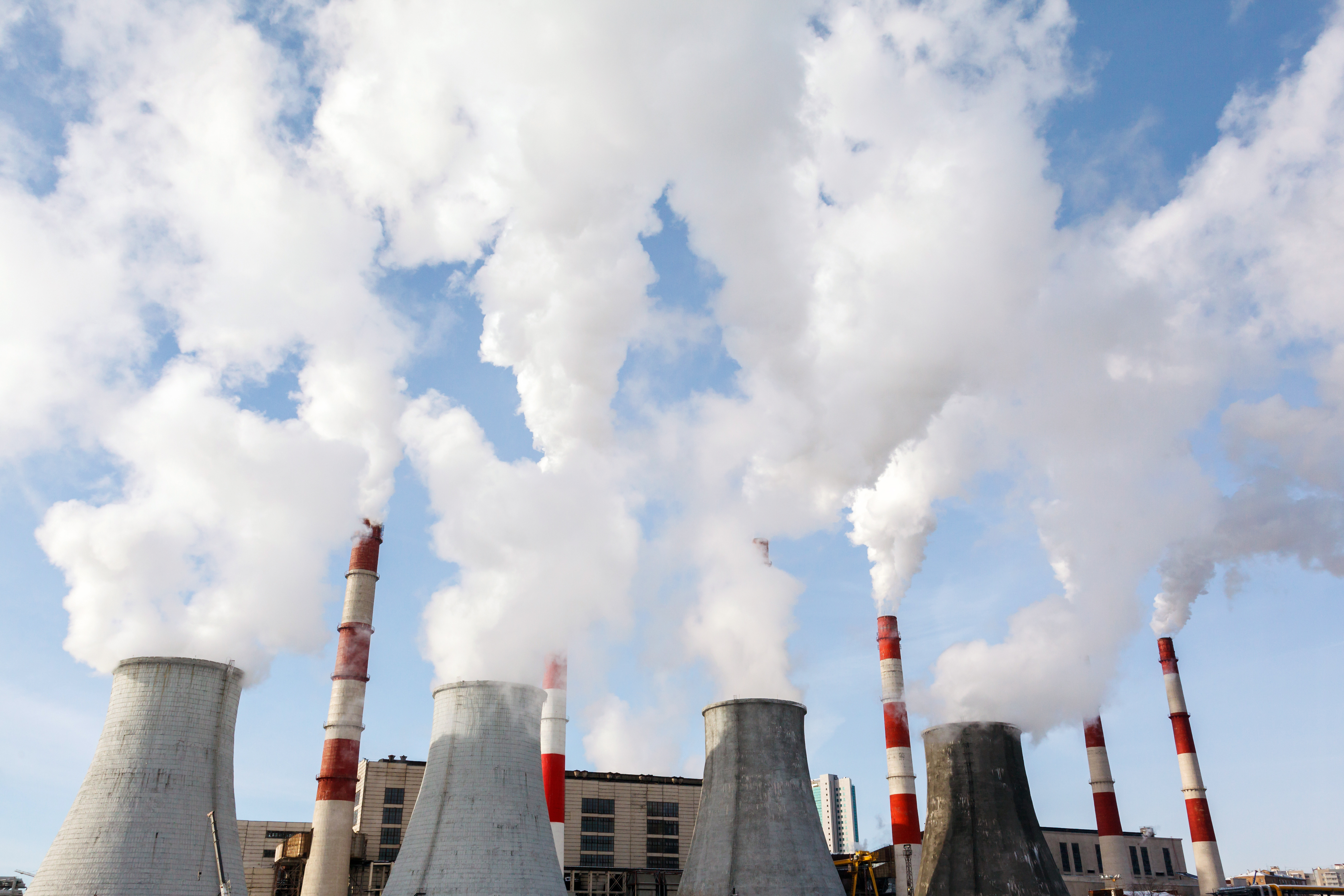 Harmful Air Pollution In The Us Is Declining Though The