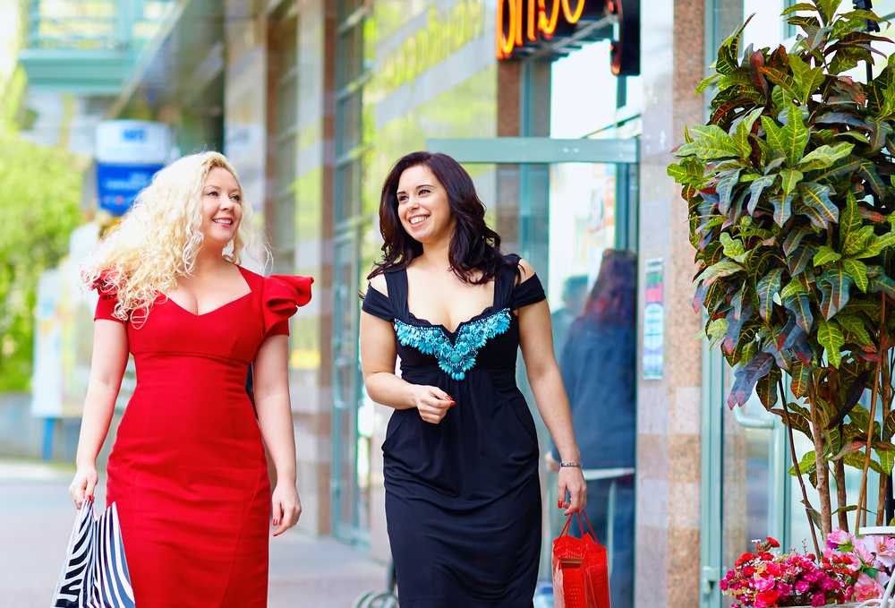 Plus Size Shopping Over 2 3 Of Women Are More Likely To