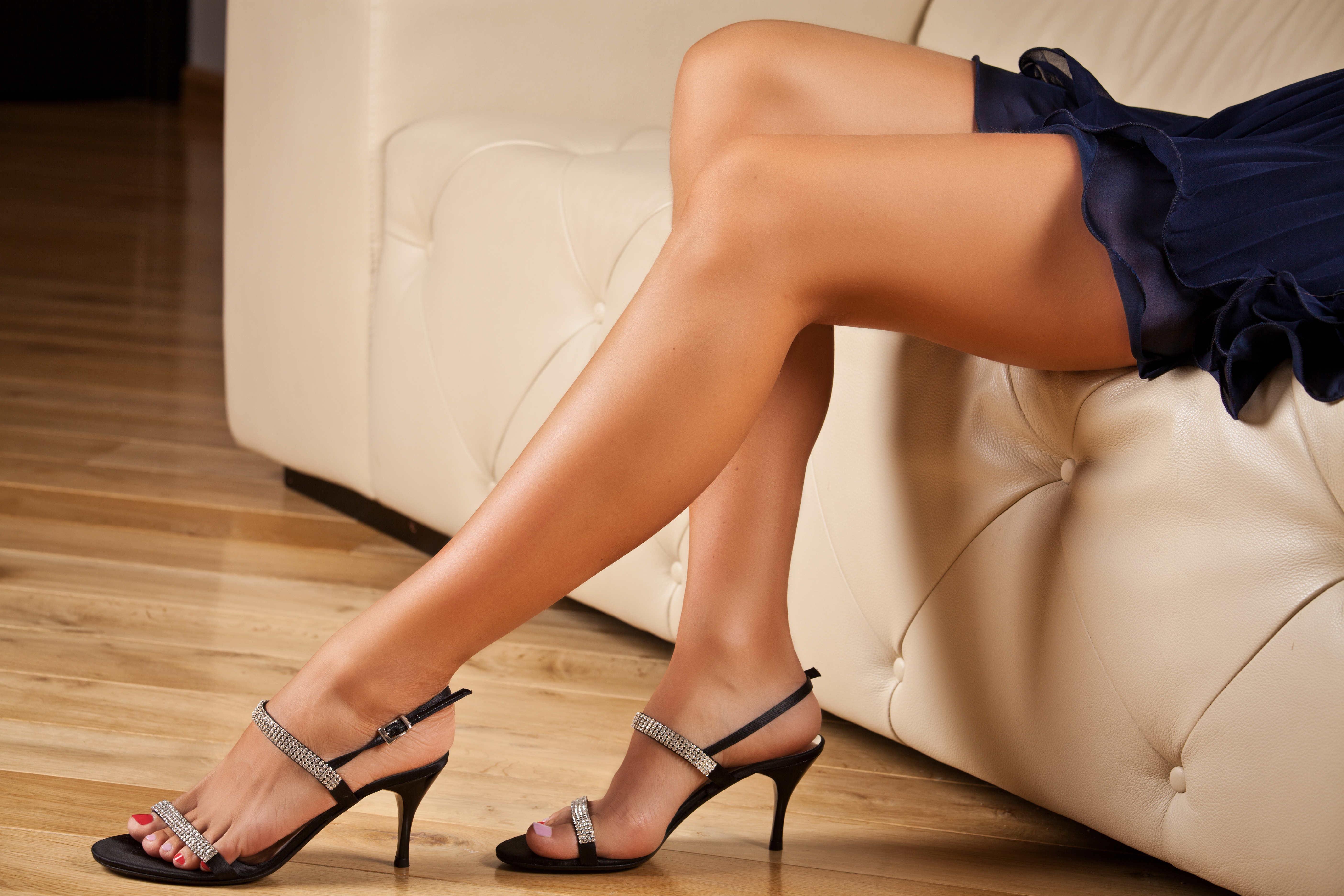 Why Your High Heels Bring All The Boys To The Yard