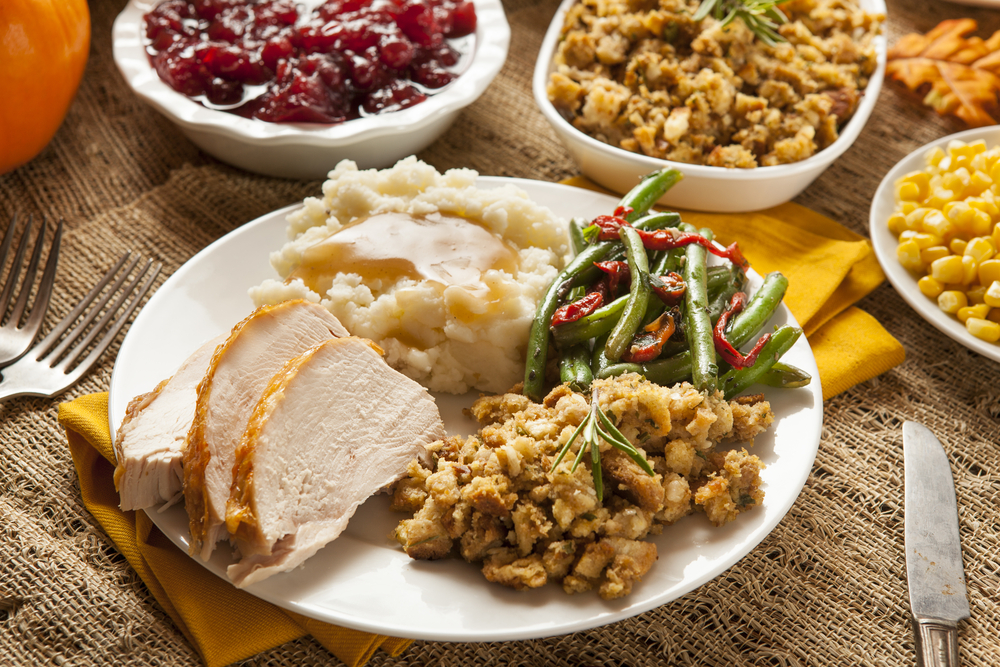 Keep Thanksgiving Healthy 5 Foods To Stay Away From On Turkey Day