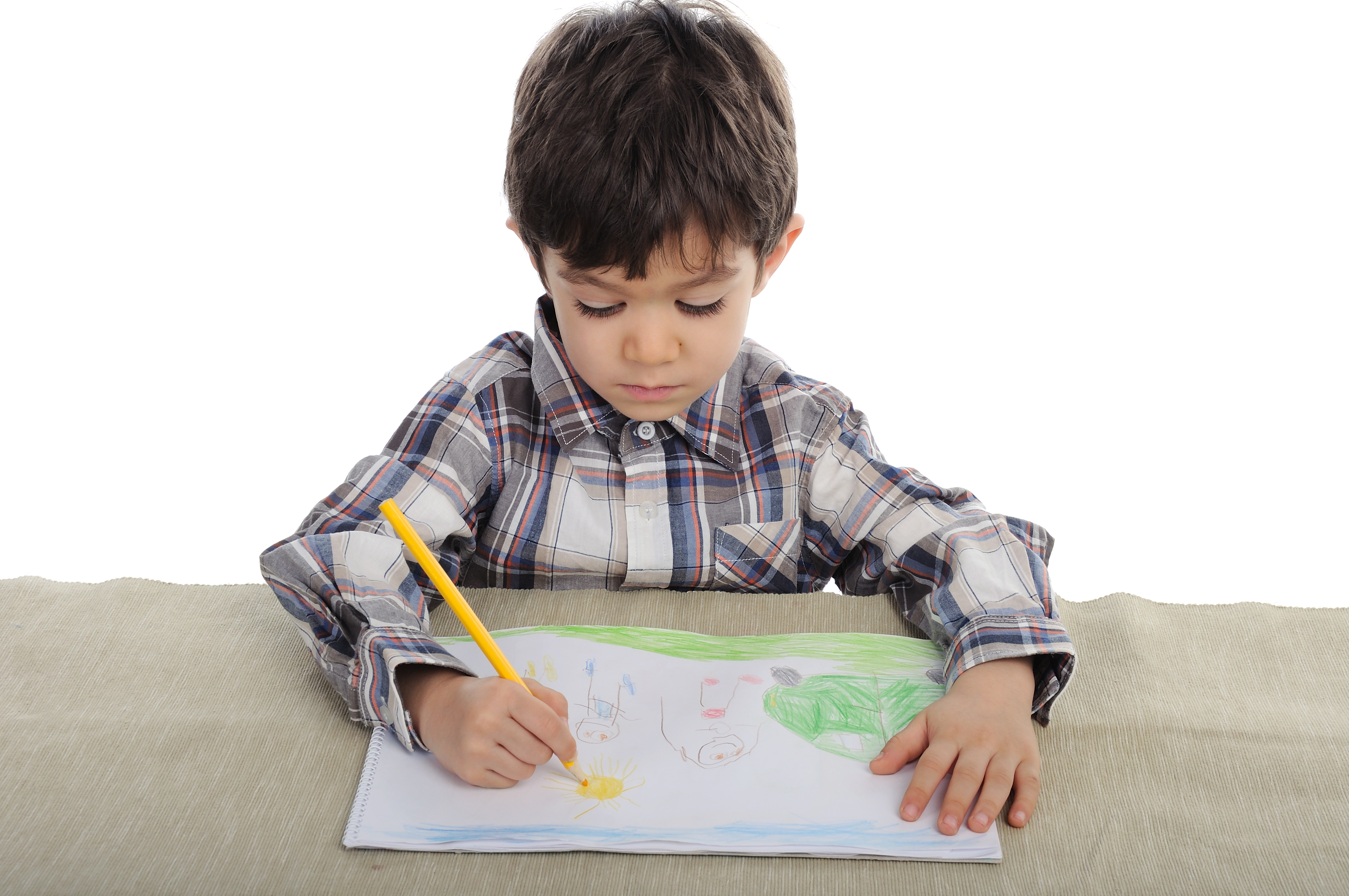 Art Therapy May Help Kids With Behavior Problems