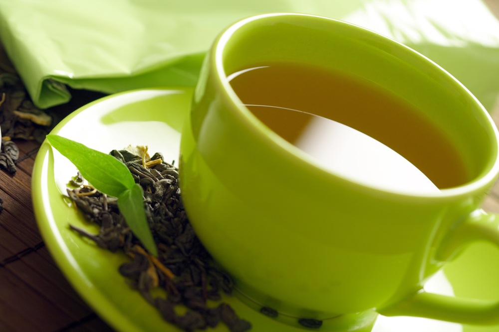 Go Green: 6 Surprising Health Benefits Of Green Tea
