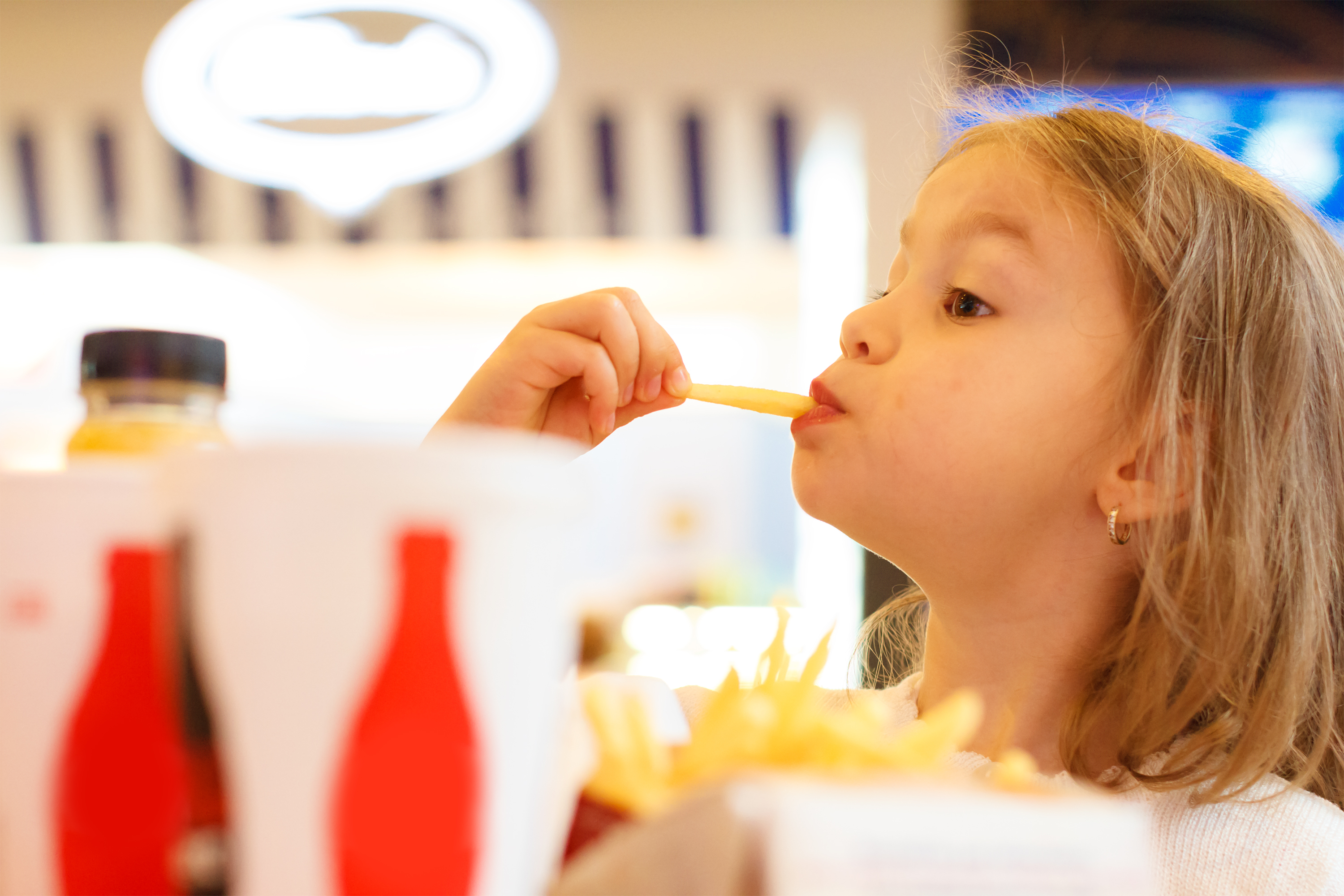 Kids' Fast Food Consumption On The Decline