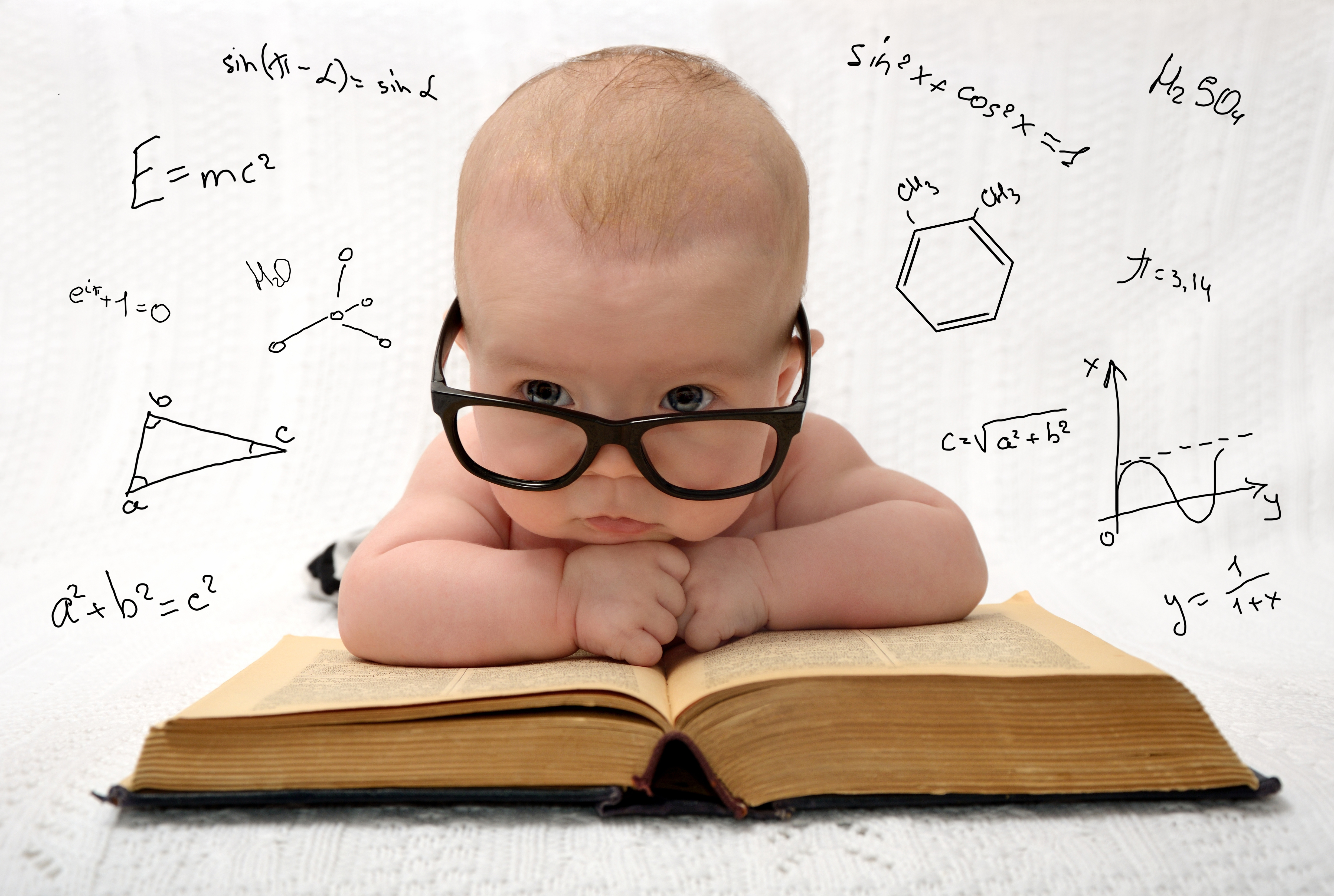 Element Of Surprise Helps Babies Learn 'Significantly' Better