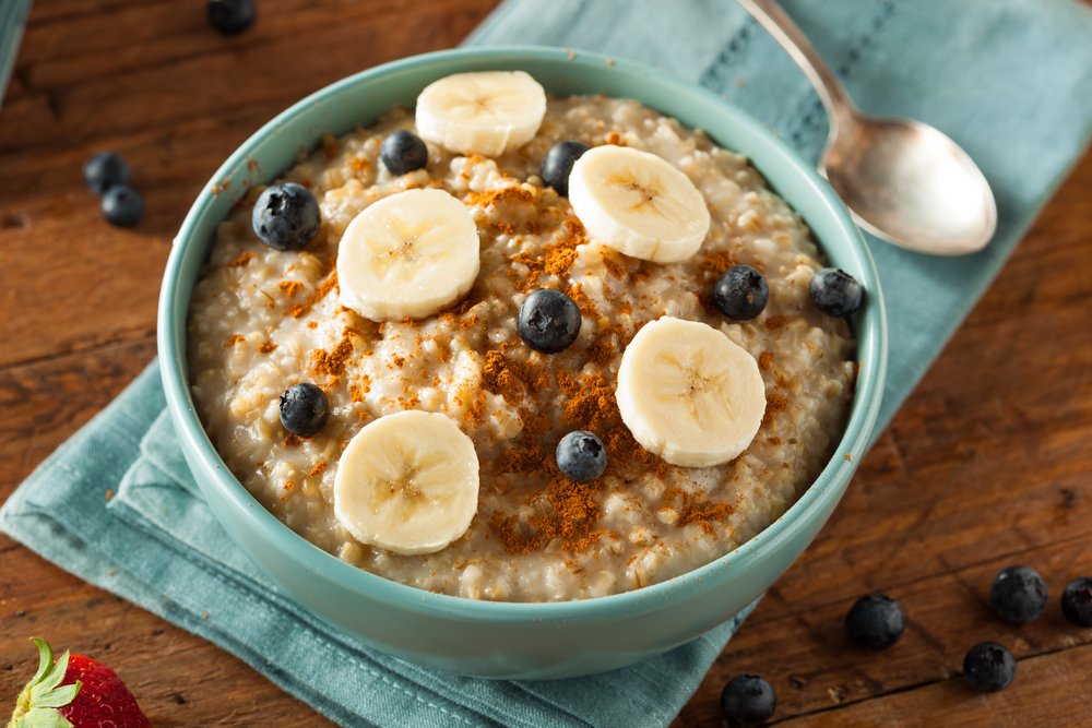 is the oatmeal diet healthy