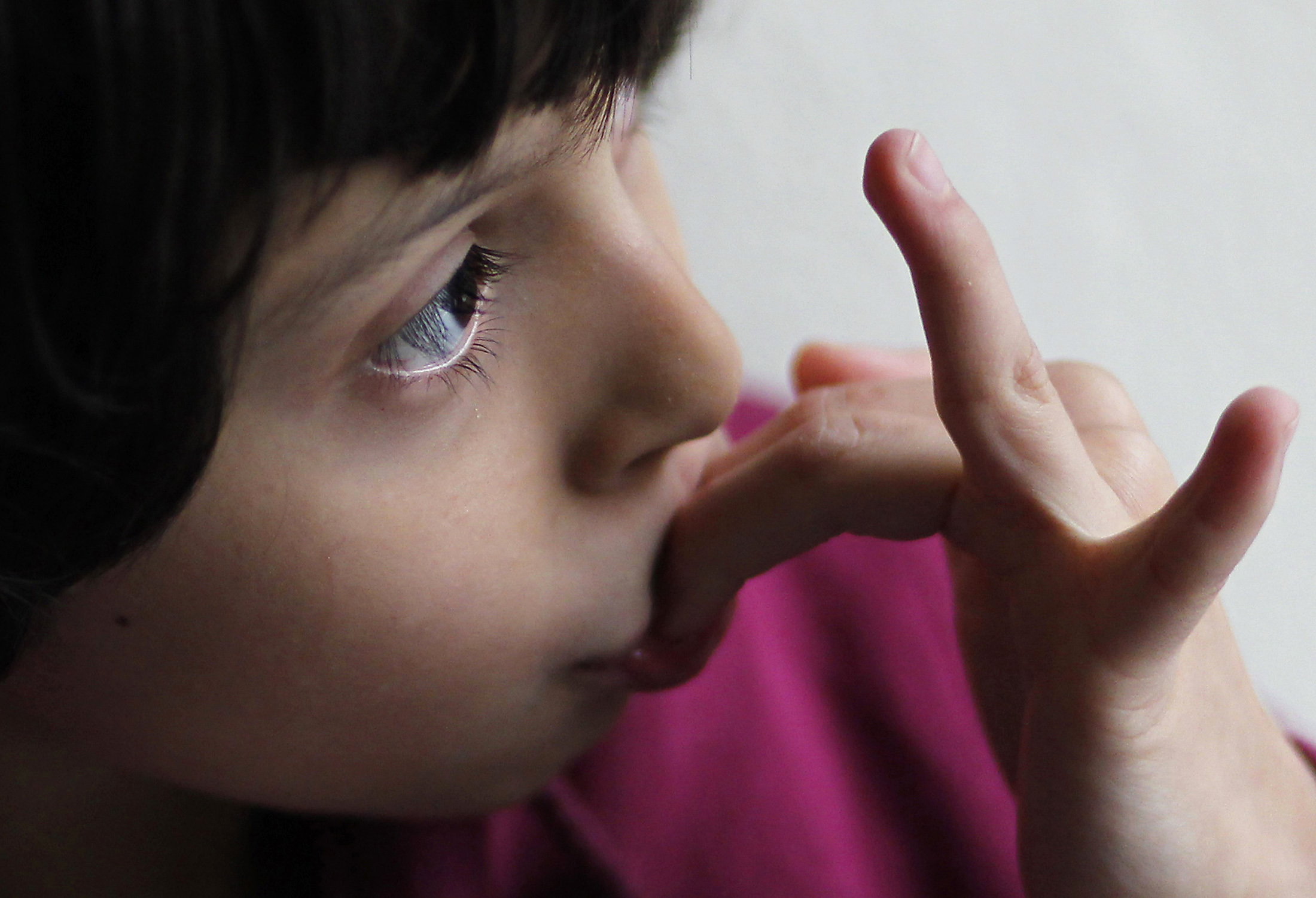asd diagnosis with saliva test sees early success in study