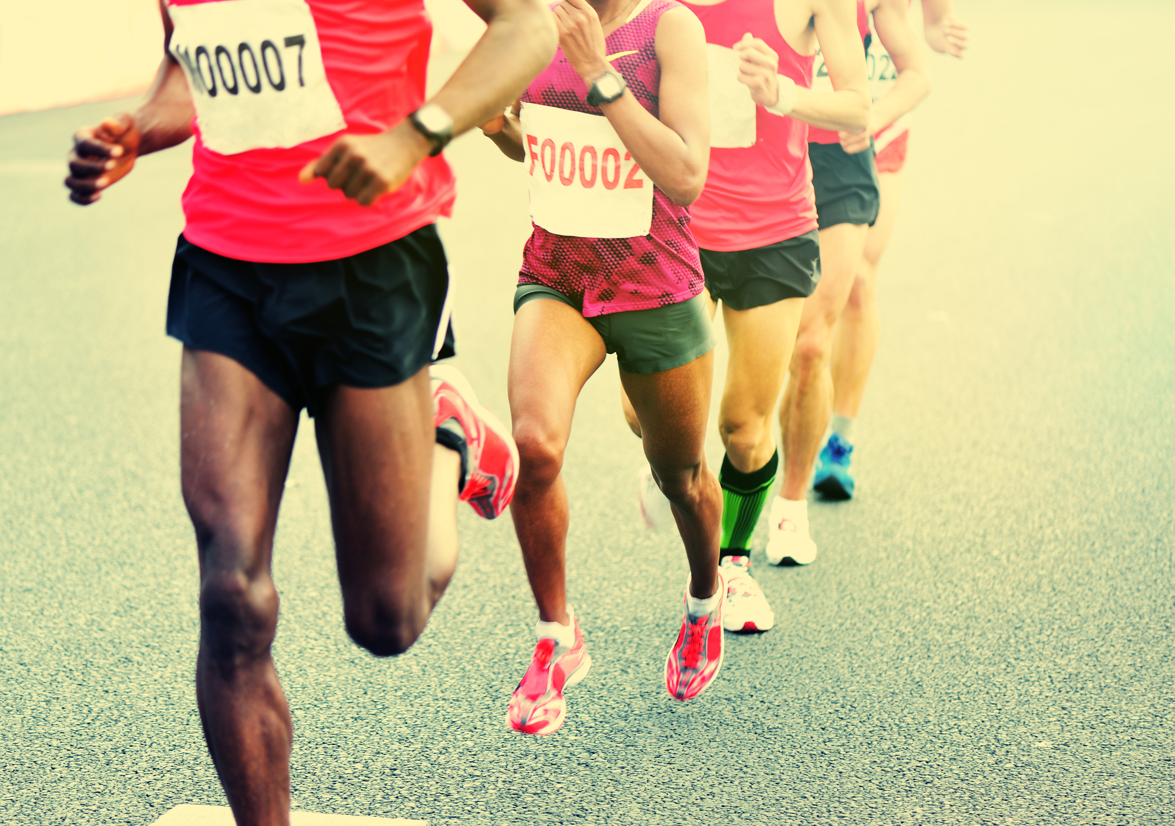 Running A Marathon And Giving Birth Are Similar Physical ...