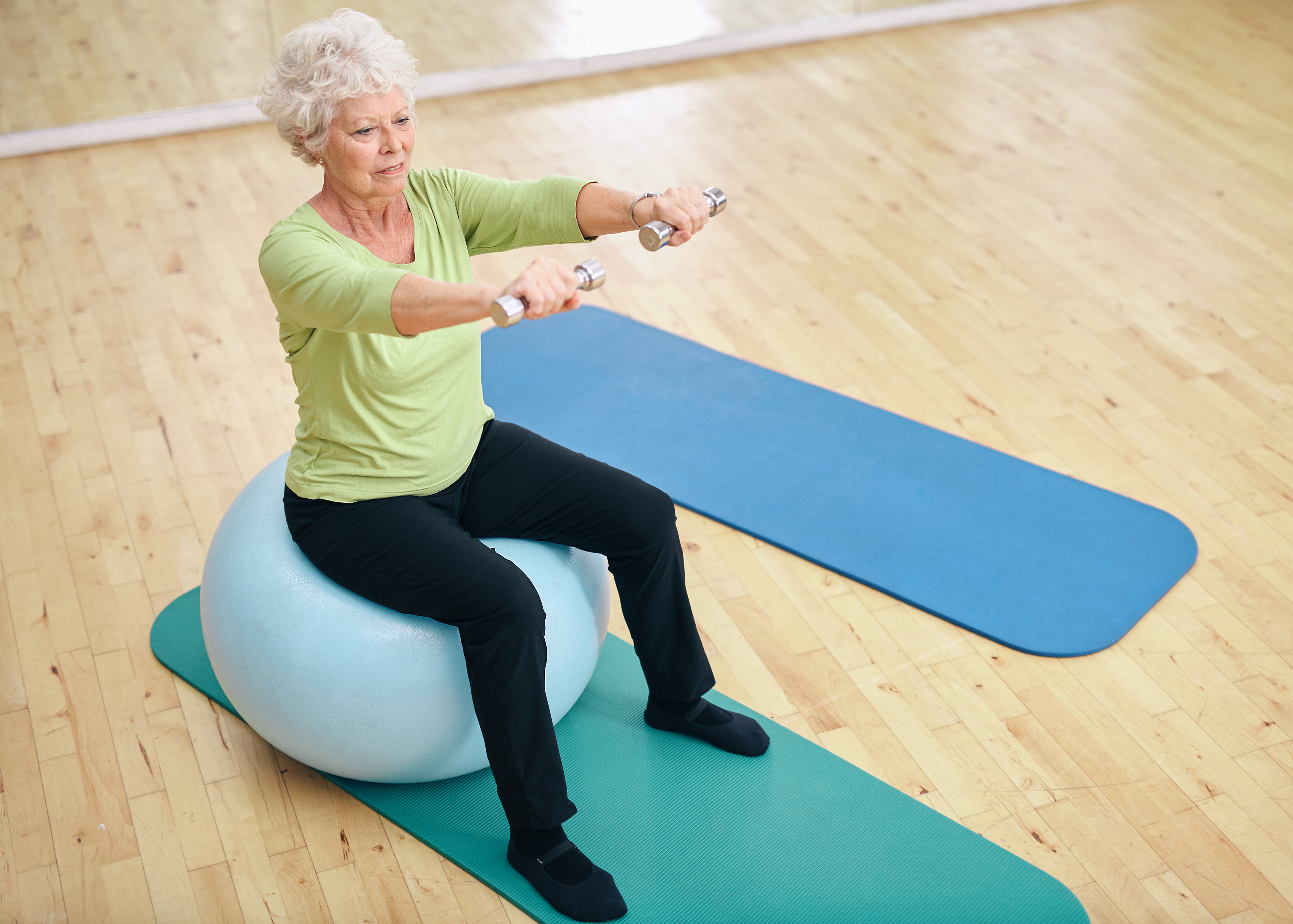 Exercise Helps Breast Cancer Patients Tolerate ...
