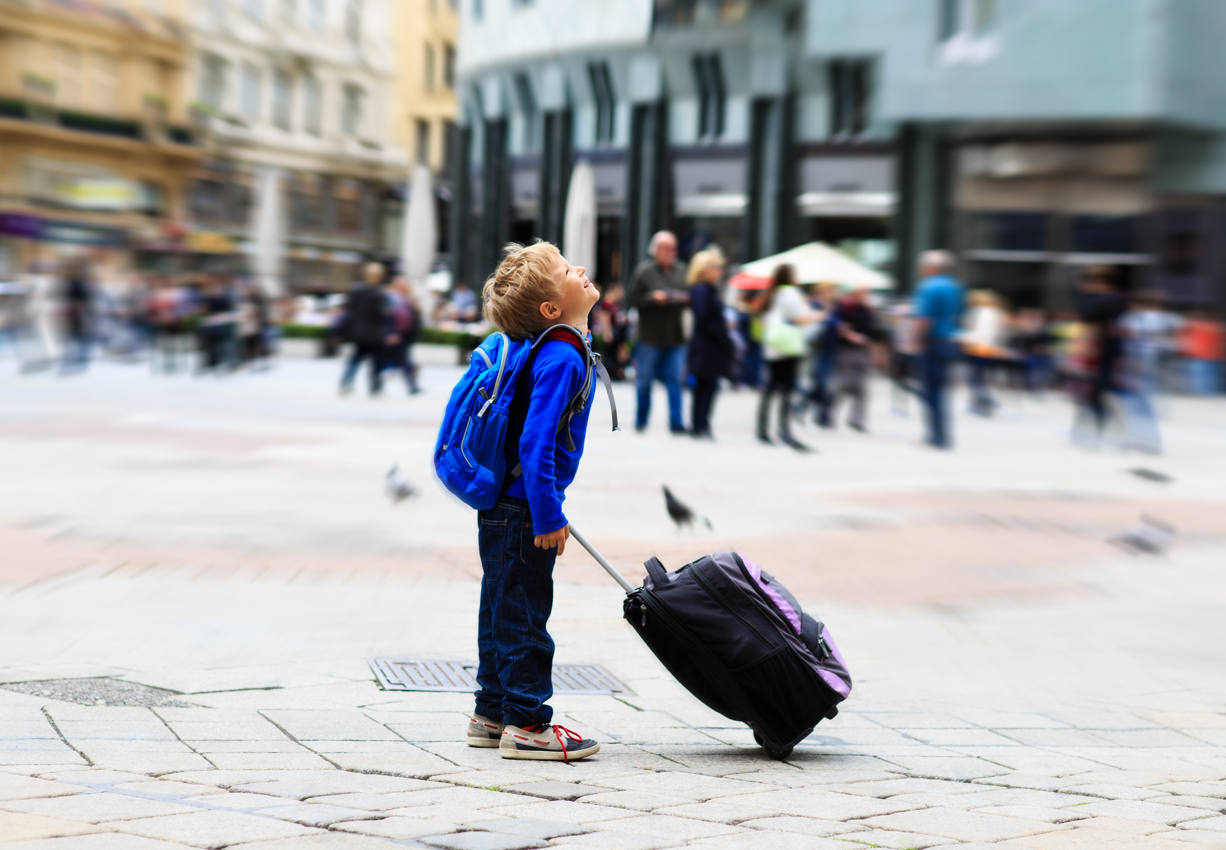 Is Free-Range Parenting A Danger To Kids?