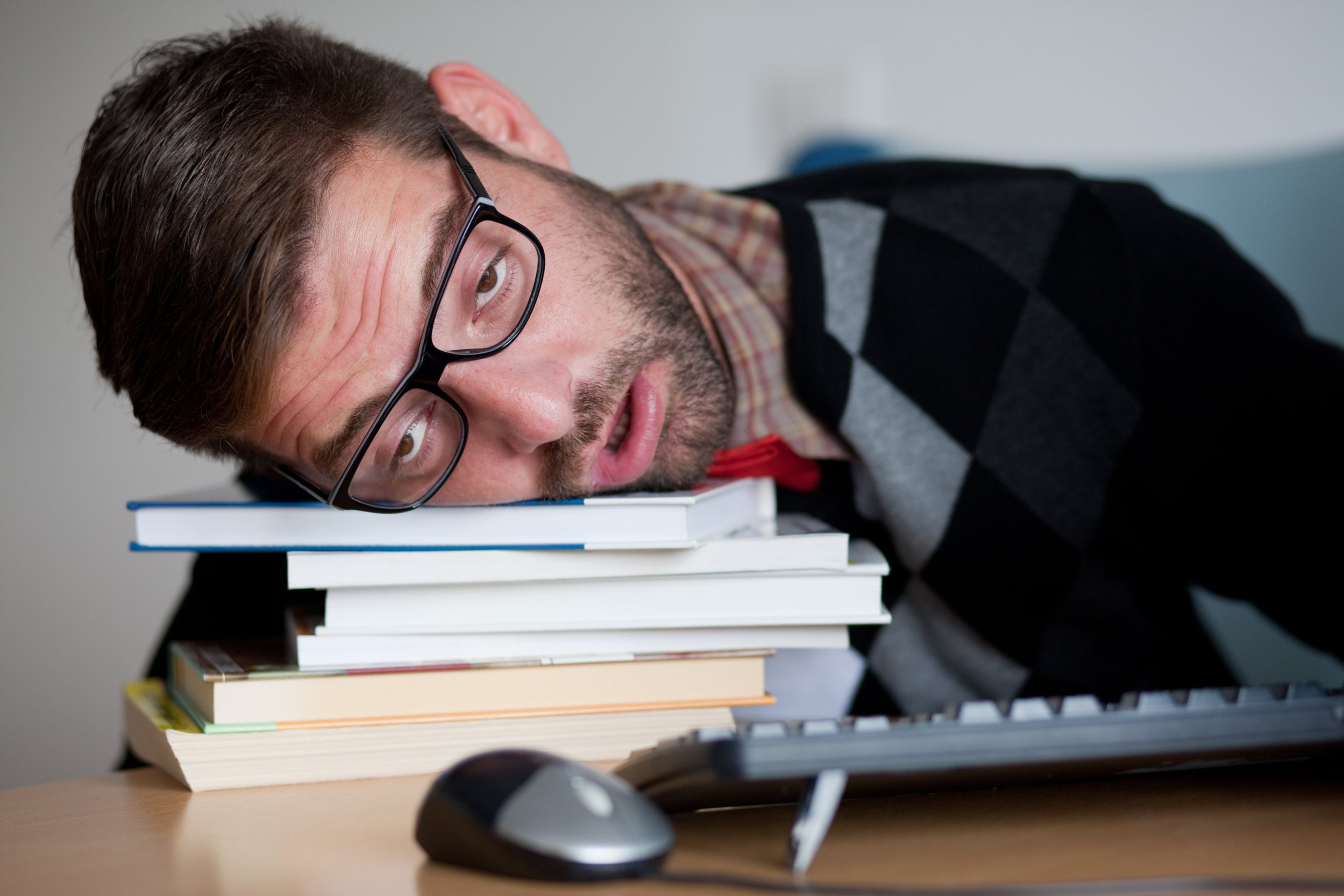 The Struggle Against Sleep: What Happens In Your Brain When You Try To Stay  Awake
