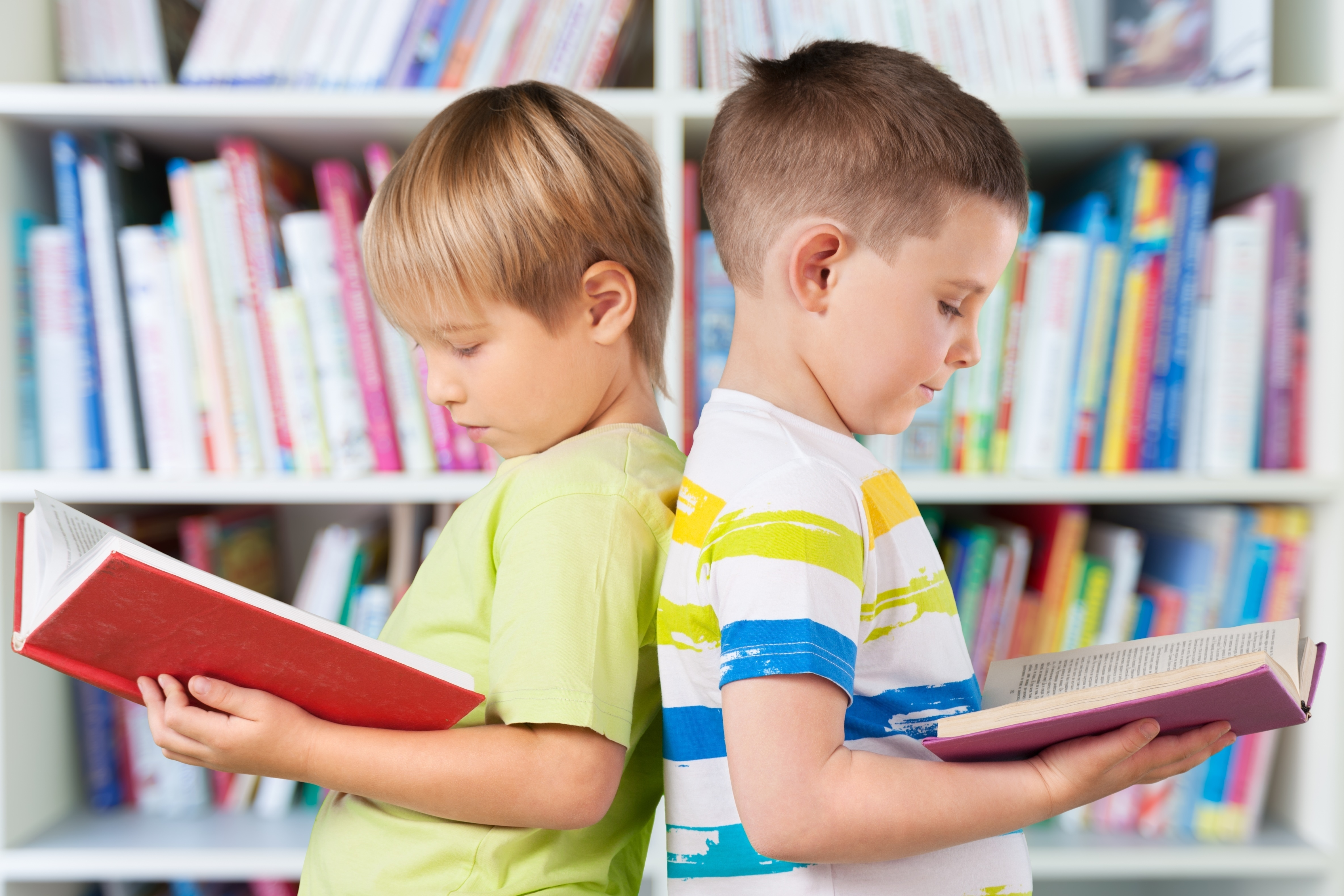 The 'Magic' Of Reading Intervention In Autism: Kids See ...