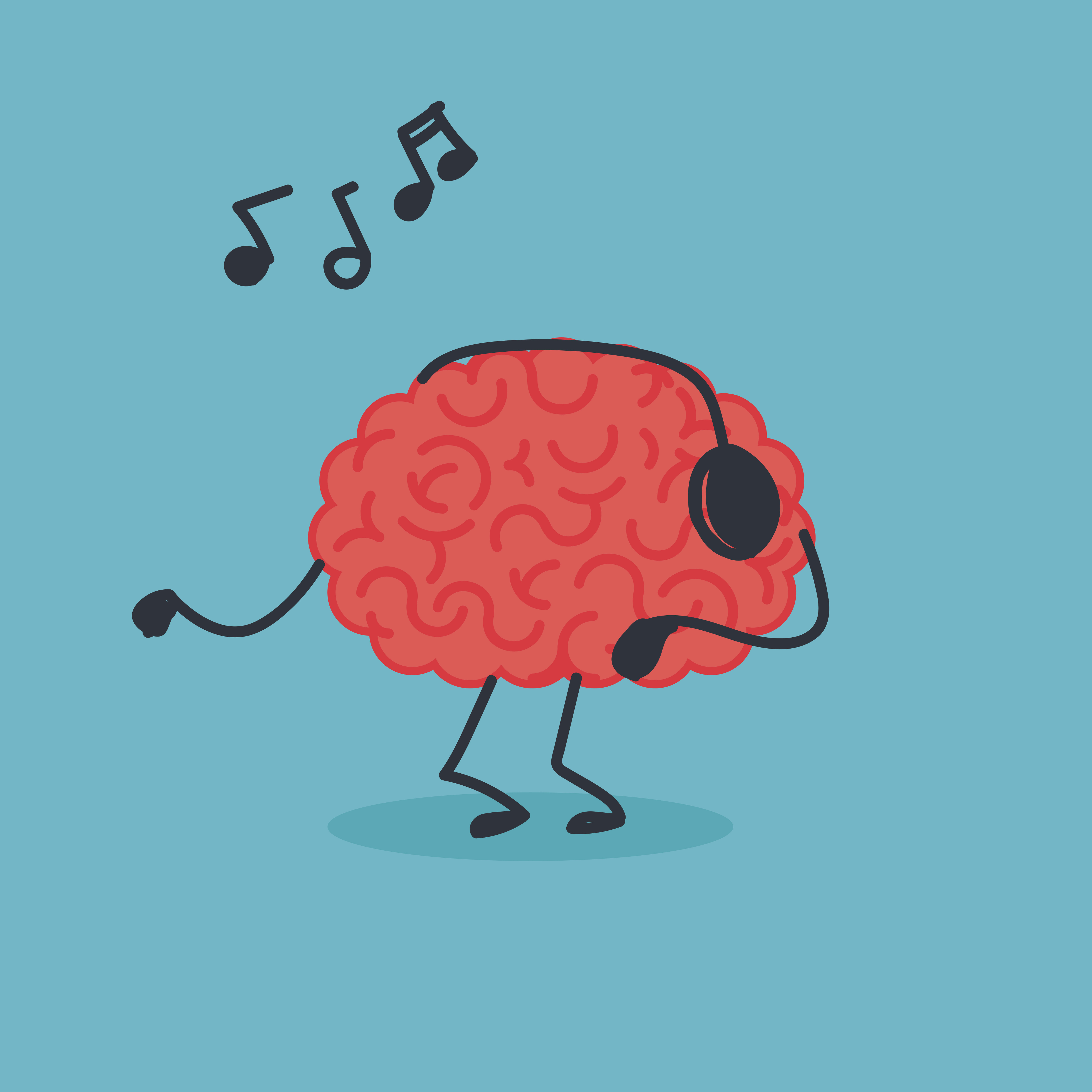 Brain Structure May Determine Who Gets Catchy Songs Stuck