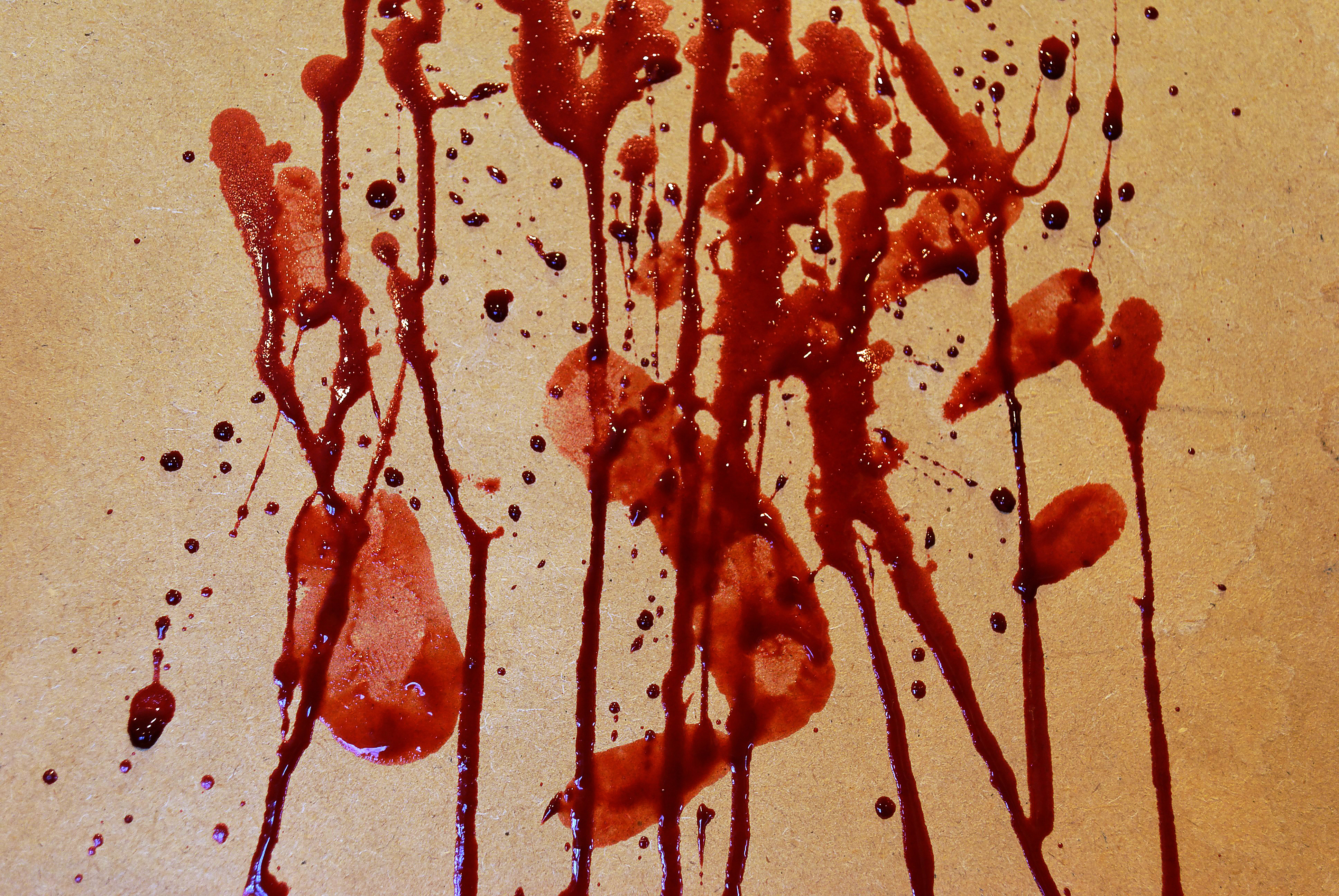 Breaking Point How Much Blood Can The Human Body Lose