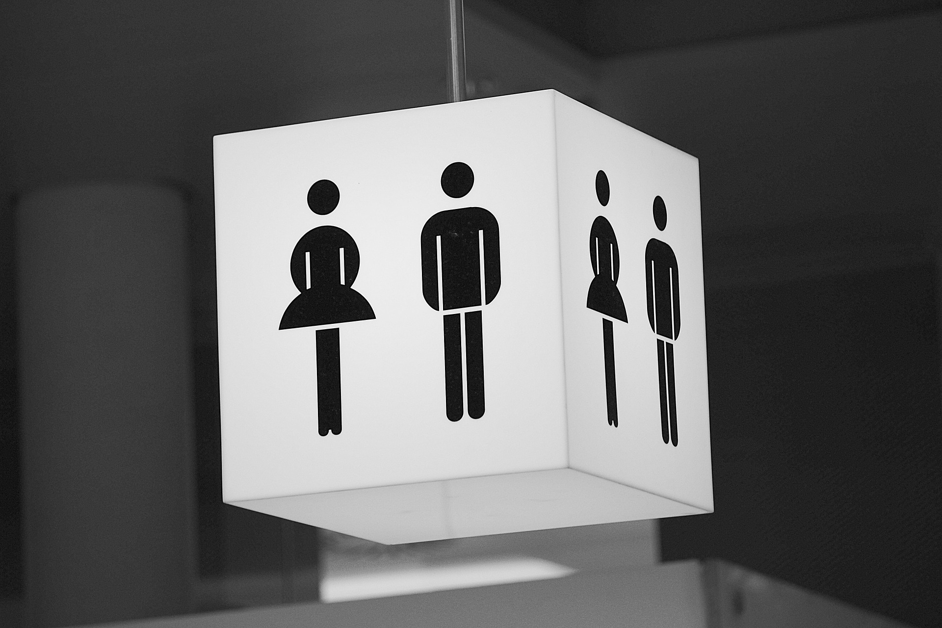 Is It Safe To Use A Public Restroom Amid Coronavirus Pandemic?