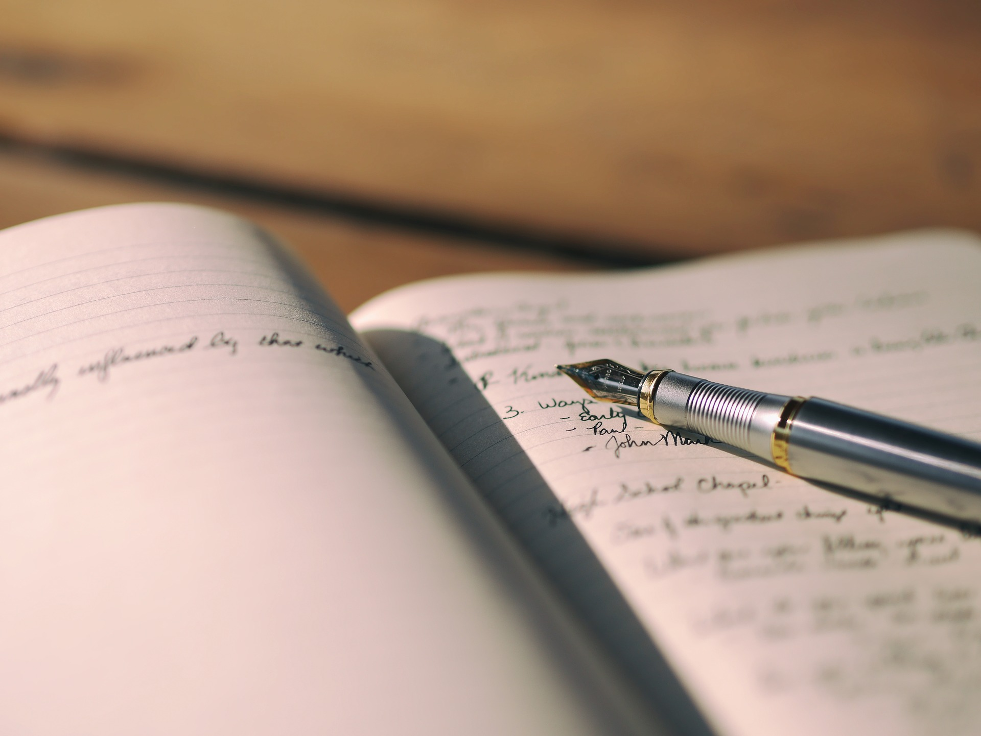 Why Writing Your Feelings In A Journal Isn't Always Good For You