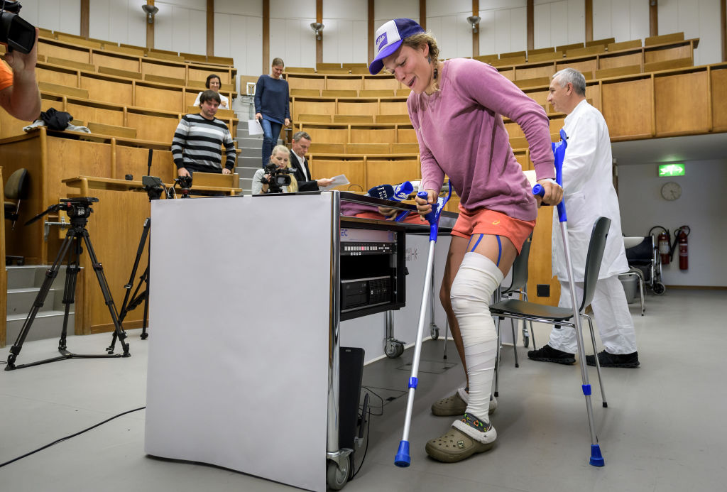Can Crutches, Canes, Knee Scooters Lead To Muscle Atrophy ...