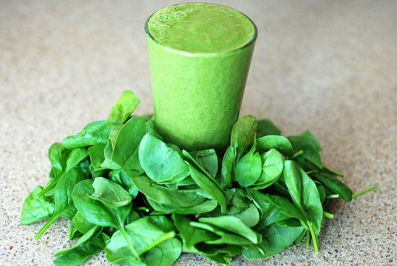 spinach juice health benefits that will surprise you