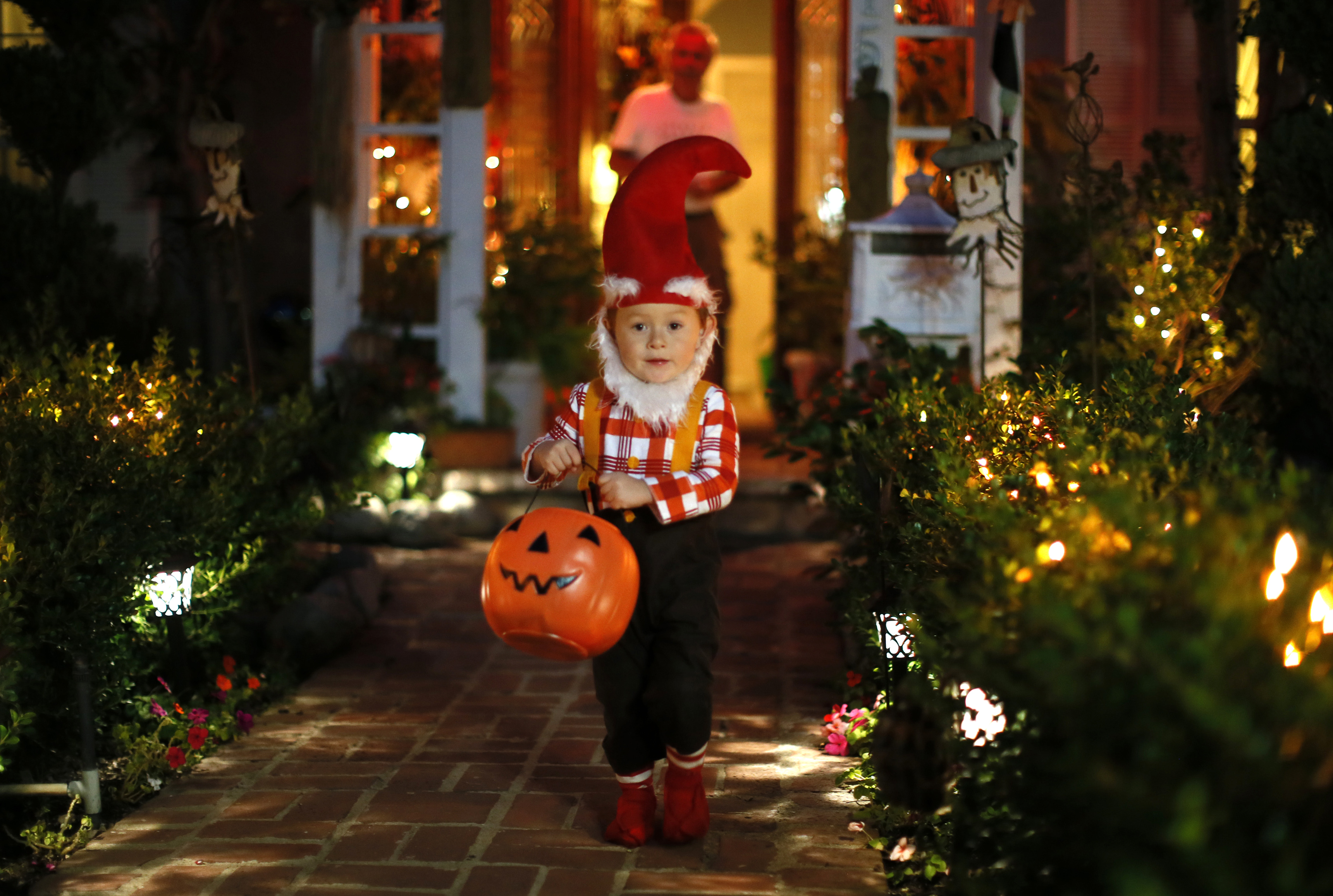 Has 2020 Scared Off Trick-Or-Treaters?