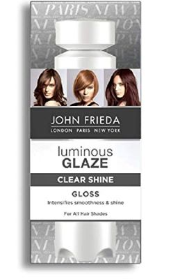 10. John Frieda Luminous Glaze Clear Shine Gloss