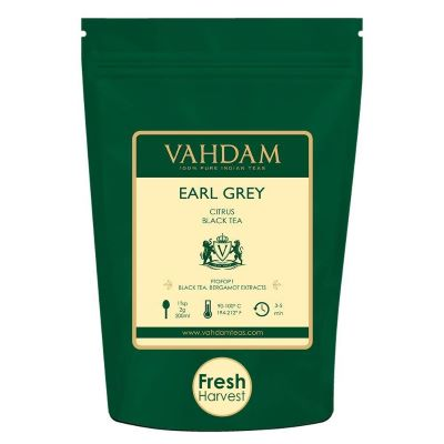 4. Vahdam Earl Grey Tea