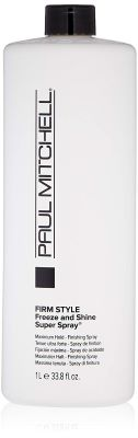 5. Paul Mitchell Freeze And Shine Super Spray