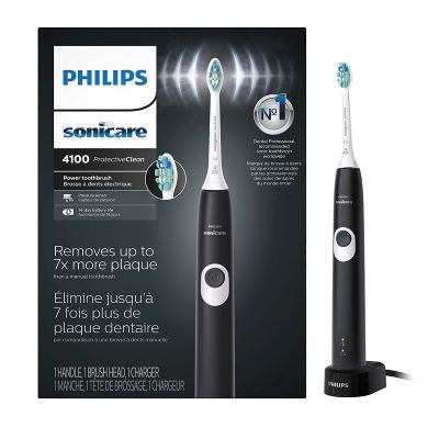 11. Philips SoniCare ProtectiveClean - Black