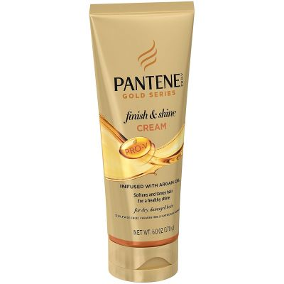 1. Pantene Pro-V Gold Series Shine Cream
