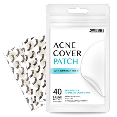 5. Avarelle Acne Cover Patch
