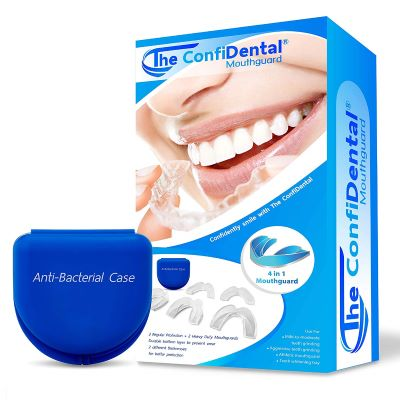 14. The ConfiDental Mouthguard