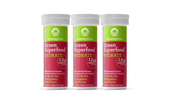 Amazing Grass Green Superfood Hydrate