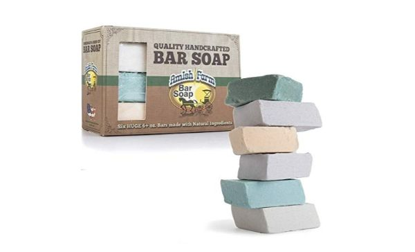 Amish Farms Quality Handcrafted Bar Soap
