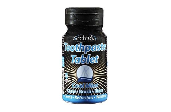 Archtek Toothpaste Tablet